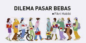 Kolom Fikri Habibi: Dilema Pasar Bebas