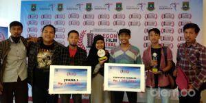 Film 'Penjaga Tanah Budaya' Karya B' Production Raih Juara 1 dan Skenario Terbaik di Cilegon Short Film Festival 2017