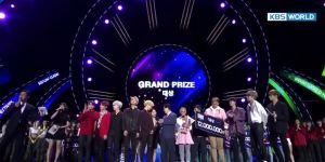 Keren! 2 Anak Muda Indonesia Menangkan K-Pop World Festival 2017 di Korea