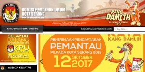 KPU Kota Serang Buka Pendaftaran Pemantau Pilkada, Berikut Syarat dan Ketentuannya!