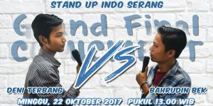Comicment, Kompetisi Stand Up Comedy Lokal