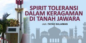 Spirit Toleransi dalam Keragaman di Tanah Jawara