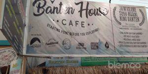 Menggagas Konsep Unik, Yuk Kita Intip Banten House Cafe