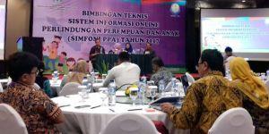 Banten Dukung Satu Data Nasional pada Korban Kekerasan Perempuan dan Anak