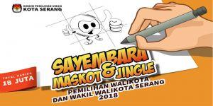 KPU Kota Serang Sayembarakan Maskot dan Jingle Pilkada Kota Serang, Ayo Ikutan!