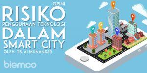 Tb. Ai Munandar: Risiko Penggunaan Teknologi dalam Smart City