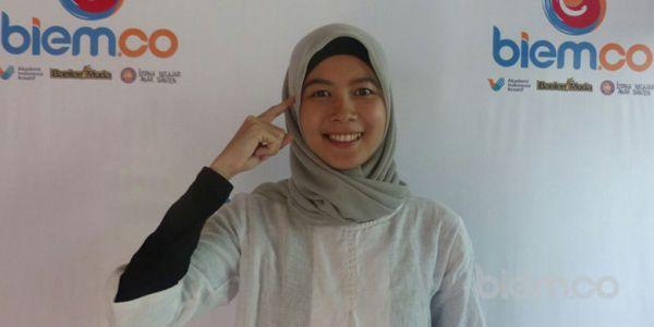 Azzahra Mustika Herlambang, Wakil Banten di Indonesia Canada Youth Exchange Program 2017
