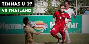 Kalahkan Indonesia Lewat Drama Adu Penalti, Thailand Lolos ke Final Piala AFF U-18
