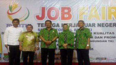 Photo of 'Job Fair' Tenaga Kerja Luar Negeri Resmi Dibuka Selama Dua Hari
