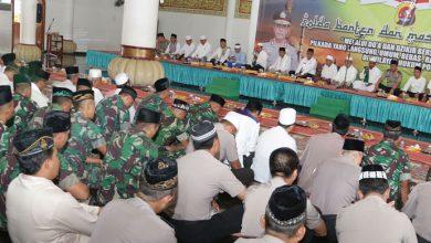 Photo of Jelang Pilkada Serentak, Polda Banten Gelar Zikir Akbar
