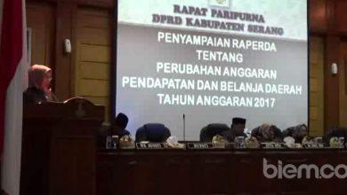Photo of APBD Kabupaten Serang Naik Rp290 Miliar, Tatu: Kenaikan Signifikan Berasal dari Pajak Retribusi Daerah