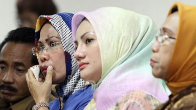Photo of Interupsi Pedas Adde Rosi Juga Pertanyakan Kursi Wagub Banten