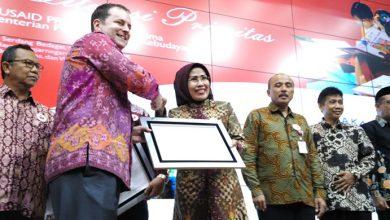 Photo of Lewati Proses Seleksi 6 Indikator, Kabupaten Serang Sabet Anugerah Literasi Kemendikbud