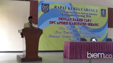 Photo of Penyaluran Dana Desa di Kabupaten Serang Dinilai Lamban