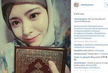 Photo of 5 Fakta tentang Ayana Moon, Muslimah Korea yang 'Ngehits' di Jagat Maya