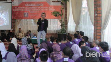 Banten Muda Community Digandeng KPU