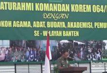 Danrem 064 Maulana Yusuf Banten