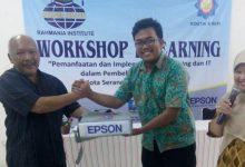 Photo of Keren! Dea Yaritsal Gani, Peraih Juara di Event Workshop e-Learning se-Provinsi Banten