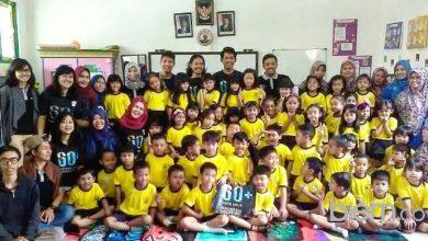 Photo of Earth Hour Tangerang: Mengenalkan Bumi melalui 'School Campaign'