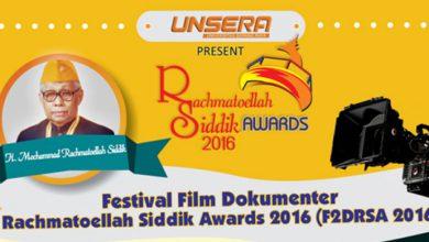Photo of Ini Nominasi Pemenang 'Festival Film Dokumenter Rachmatoellah Siddik Awards 2016'