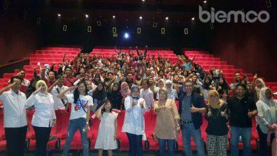 "Photo of Pre-Screening Film ""SIAP GAN"" Bikin 'Baper' PPI Banten"