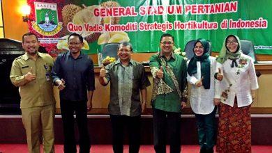 Photo of General Stadium Pertanian Distanak Banten: 'Petani Harus Mau Ubah Mindset'