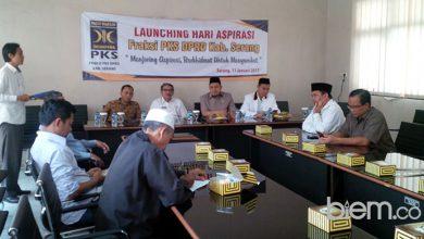 Photo of Fraksi PKS DPRD Kabupaten Serang Launching Hari Aspirasi