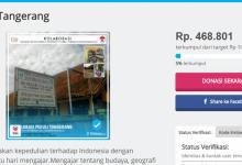 Photo of Donasi Peduli Tangerang, Satu Aksi Hidupkan Banyak Mimpi