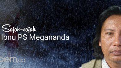 Photo of Sajak-sajak Ibnu PS Megananda