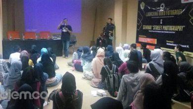 Photo of Launching Buku 'Communication Of Untirta Photo 2014', Mahasiswa Ilmu Komunikasi Untirta Tampilkan Ratusan Foto