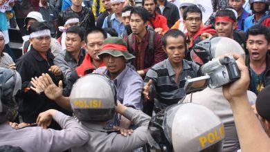 Photo of Aspirasi Mahasiswa Tak Didengar, Demo Limbah Ricuh