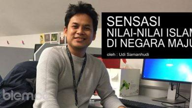 Photo of Udi Samanhudi: Sensasi Nilai-Nilai Islam di Negara Maju