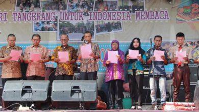 Photo of Jambore Perpustakaan 2016: Dari Tangerang untuk Indonesia Membaca