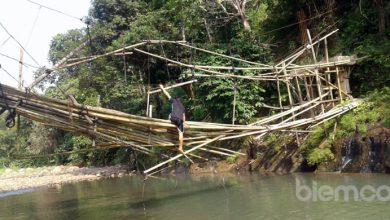 Photo of Parah! Bertahun-tahun Jembatan Rusak, Pemkab Serang Tak Kunjung Membangun