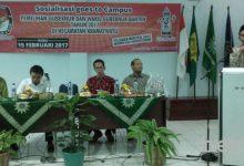 sosialisasi Pilgub Banten