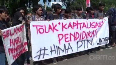 Photo of Tolak Kapitalis Pendidikan, Mahasiswa Turun ke Jalan