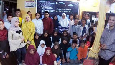 Komunitas Jawara Berbagi