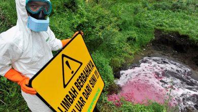Photo of Bandel! BLH Kabupaten Serang Masih Temukan Perusahaan Buang Limbah ke Sungai