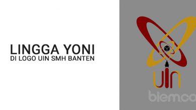 Photo of Lingga Yoni di Logo UIN SMH Banten