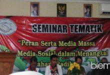 Photo of Seminar Tematik, Majelis Silaturahmi Kebangsaan: Ungkap Cara Menangkal Paham Radikal