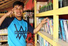Photo of Dirikan Saung Baca Insan Desa, Komunitas Lentera Surosowan Banten Percepat Pembangunan Desa