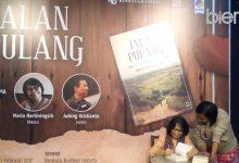 Photo of Peluncuran Buku 'Jalan Pulang' sang Maria Hartiningsih