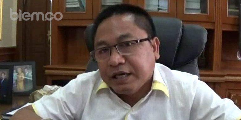 Ketua DPRD Kabupaten Serang, Muhsinin