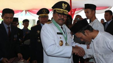 Photo of Ribuan Narapidana di Banten Dapat Remisi