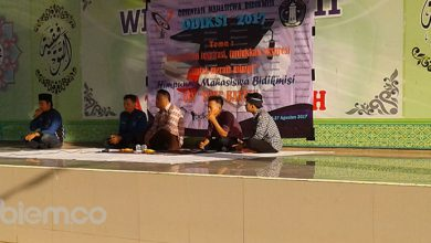 Photo of Mahasiswa Bidikmisi UIN SMH Banten Antusias Ikuti ODIKSI 2017