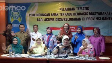 Photo of Tindak Lanjuti TOT, DP3AKKB Banten Selenggarakan Pelatihan Kader Tematik PATBM