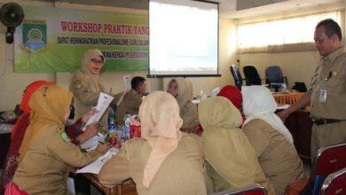 Photo of Kota Cilegon Awali Program 'Sekolah Mantap' dengan Gerakan Literasi