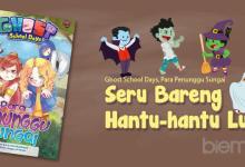 Photo of Review Buku: Seru Bareng Hantu-hantu Lucu