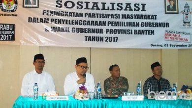 Photo of KPU Kota Serang Gelar Sosialisasi Pilkada Banten 2017 guna Tingkatkan Partisipasi Warga