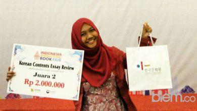 Photo of Putri Jambidi, Peraih Beasiswa AIKA Sabet Juara di Korean Contest Essay Review